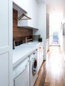 Modern laundry room design ideas