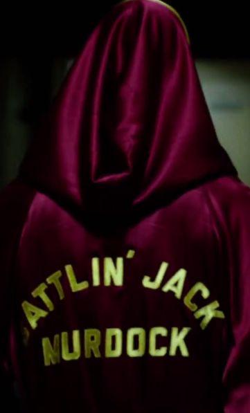 "Jack Murdock played by John Patrick Hayden. Introduced in season one of Netflix's ""Daredevil."""