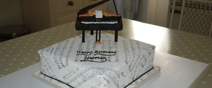 138 best images about Cake Design - Music.. on Pinterest ...
