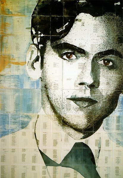 Federico Garcia Lorca por Rinaldo Hopf
