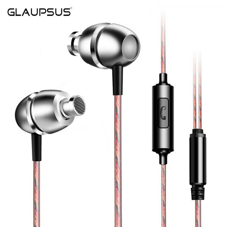 Find More Earphones Information about GLAUPSUS GD01 In Ear Style 3.5mm Super Bass Microphone Earphone Dual Driver Wire Headphone in ear Earplug For iPhone MP3 MP4 ,High Quality headphones for computer lab,China headphone 7.1 Suppliers, Cheap headphone oem from GLAUPSUS store on Aliexpress.com