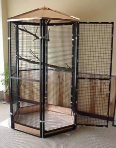 JAKO - Kafesi yapımı (bilgi) - Kuş - Reptula - Sürüngen, tarantula ve akvaryum