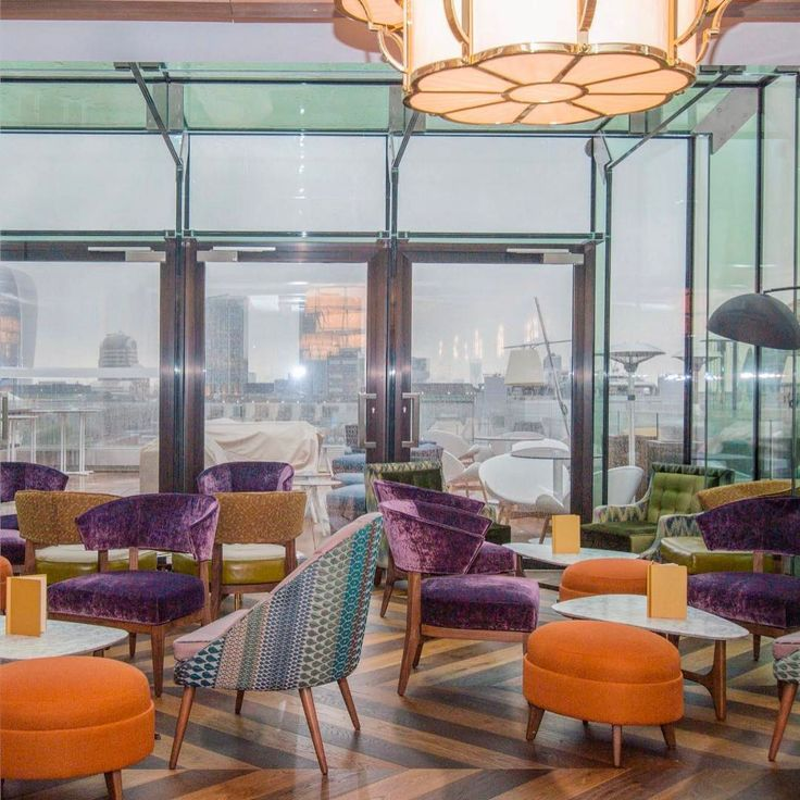 An Elegant Rooftop Bar And Restaurant In Finsbury Square With Fantastic Views Of The London Skyline Aviary Offers A Modern British Menu Near Old Street