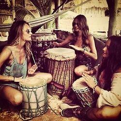 let's play drums!