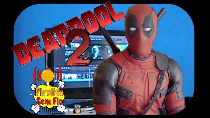 Deadpool 2 - Trailer DUBLADO  TEM WADE NA CADEIRA DO PROFESSOR X, TEM X-FORCE, TEM CABLE, E TEM TAMBEM O TERRY CREWS (PAI DO CRIS)  Link na bio _____________________  INSTA: https://www.instagram.com/psemfio/  Facebook : https://www.facebook.com/pirulitosemfio/   #deadpool #cable #marvel #xforce #terrycrews #ryanreynolds #joshbrolin #xman #mcu