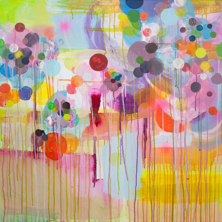 "Saatchi Art Artist Dennis Happé; Painting, ""Summertime"" #art"