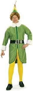 Adult Buddy The Elf Costume