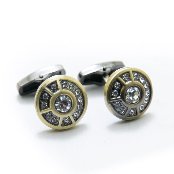 Antique Cufflinks for Mens Wedding Shirt - Rounded & Diamond. Perfect Wedding Gift For Men Buy Cufflinks Online in Pakistan. Mens Cufflinks Online Shopping in Karachi, Lahore, Islamabad & all over Pakistan.