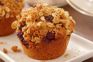 Blueberry Streusel Muffins - These Blueberry Streusel Muffins will have you getting out of bed with some extra goodness.