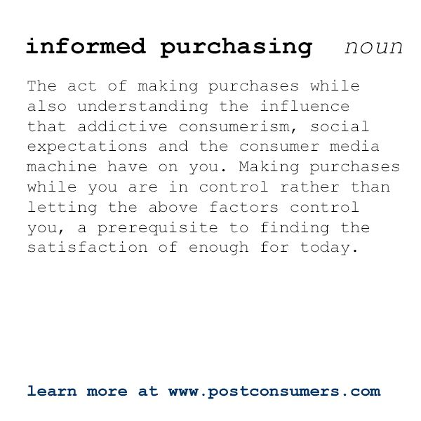 42 best The Definitions of Postconsumerism images on Pinterest - blanket purchase agreement