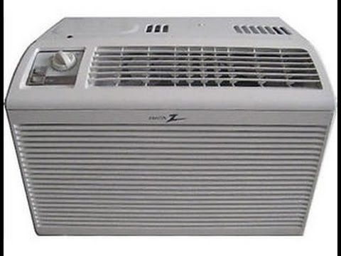 Small Window Air Conditioner Repair 5000 BTU Zenith