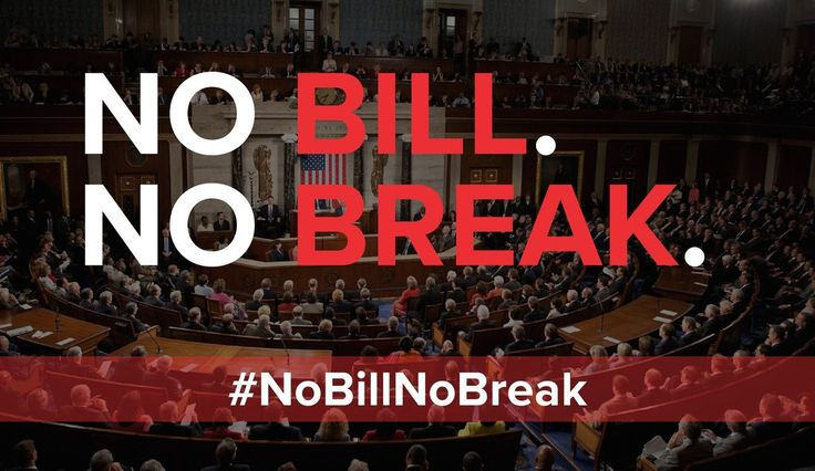 John Lewis @repjohnlewis 3h3 hours ago .@SpeakerRyan, we will not leave without acting for the victims & families of reckless gun violence. #NoBillNoBreak John Lewis (@repjohnlewis) | Twitter