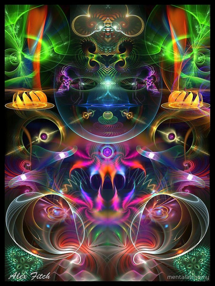 Energy #1 by mentalalchemy