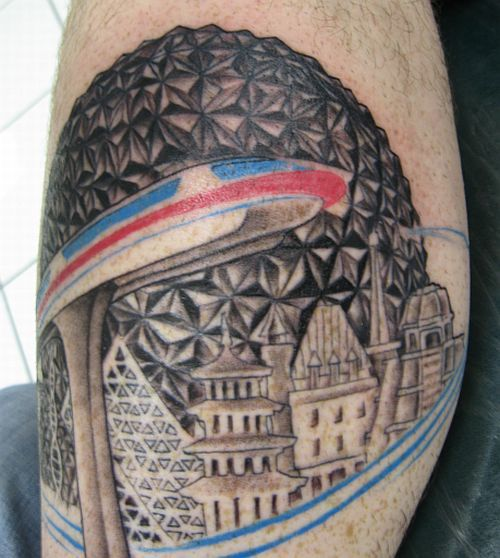 52 best images about disney tattoos on pinterest disney for Disney world tattoos