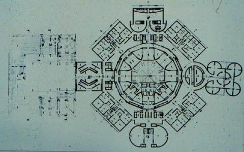 комплекс правительства в Дакке, (план), Бангладеш