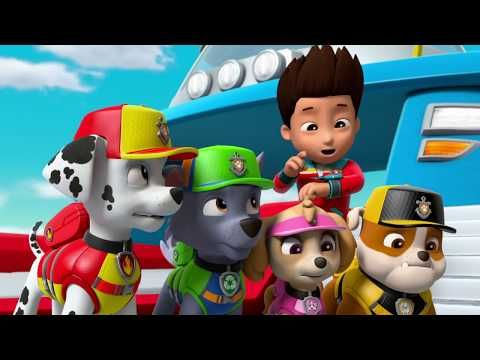 Paw Patrol Full Episodes 2017 - Pups Save a Pizza ✤ Pups Save Skye - Animation Movies For Kids - YouTube