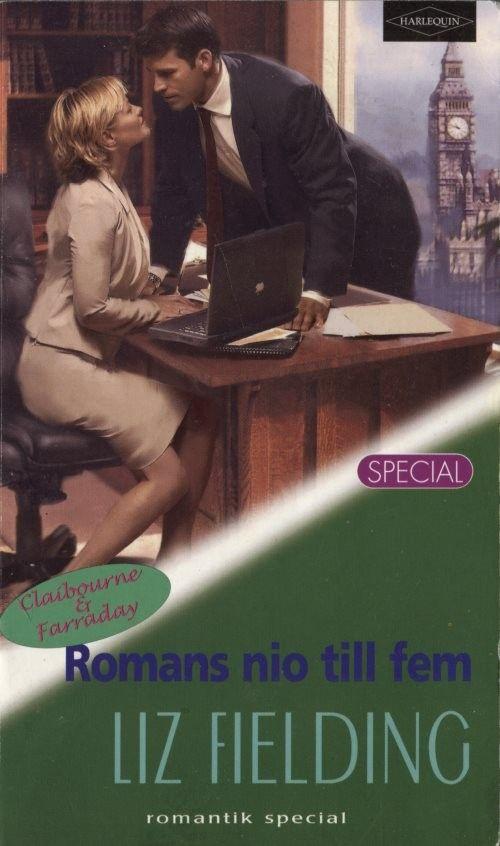 Harlequin Romantik Special - Romans nio till fem (Liz Fielding)  Begagnad Harlequin bok i bra skick ---- Byt in dina utlästa böcker hos oss mot andra! Vi köper, sälje