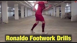 Get Fitter and Faster With Improved Foot Speed Like Cristiano Ronaldo - ProgressiveSoccer - YouTube