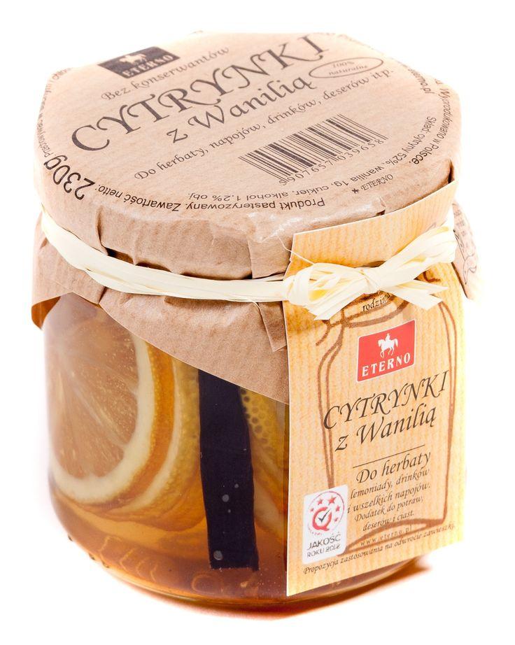 Cytrynki z wanilią
