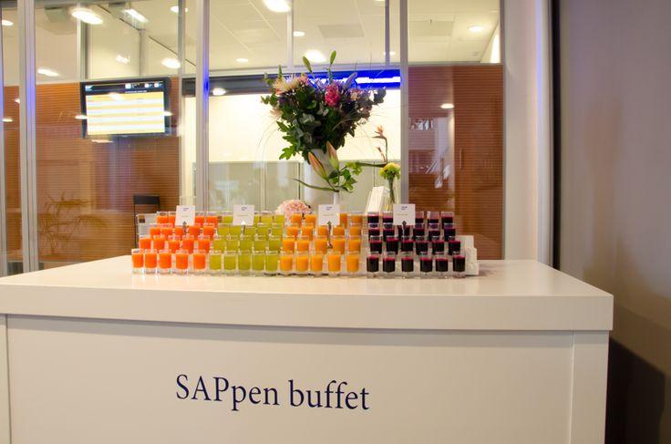 Healty Juices Buffet