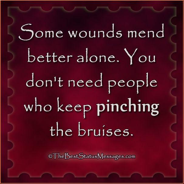 Better Alone