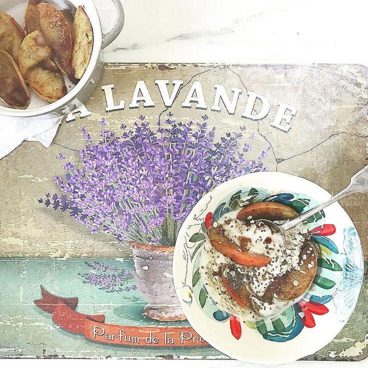 Hoy en el blog una receta que la rompe tanto para el desayuno como para un postre! link directo en mi perfil o Soyunmix.com #soyunmixrecetas