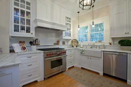 Houzz Kitchen HOODS | range hood -- straight #2 -- houzz