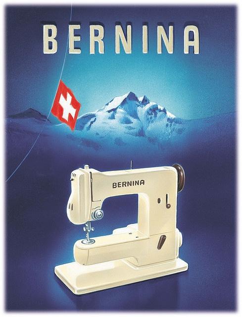 41 Best Vintage Bernina Images On Pinterest Antique