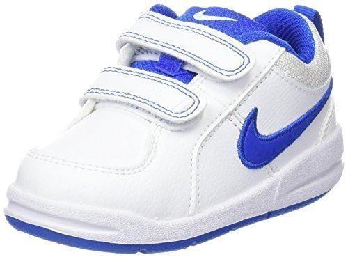Oferta: 37.97€. Comprar Ofertas de Nike Pico 4 (Tdv), Zapatos de Primeros Pasos para Bebés, Blanco / Azul (White / Hyper Cobalt), 22 EU barato. ¡Mira las ofertas!