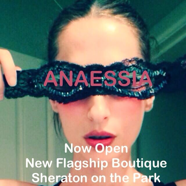 """Unveils New Flagship Boutique  Now Open @ Sheraton on the Park Sydney. Introducing Beautiful 60 Piece, Ready-to-Wear Limited Collection, Starting Price $450  """"Made With Love"""" by ANAESSIA Available Online: www.anaessia.com www.anaessia.bigcartel.com  #hautecouture #couture #designer #highfashion #anaessia #online #fashion #lace #vintagedress #beautiful #anaessia #onlineboutique #readytowear #paris #fashiondesigner #nyc #newyork #readytowear #sheratononthepark #sydney"""