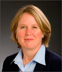 Diane Greene, VMWare co-founder and CEO (1998-2008)
