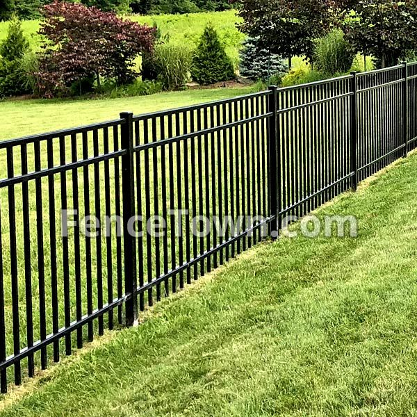 Onguard Starling Commercial Fence Panel 60h Aluminum Fence