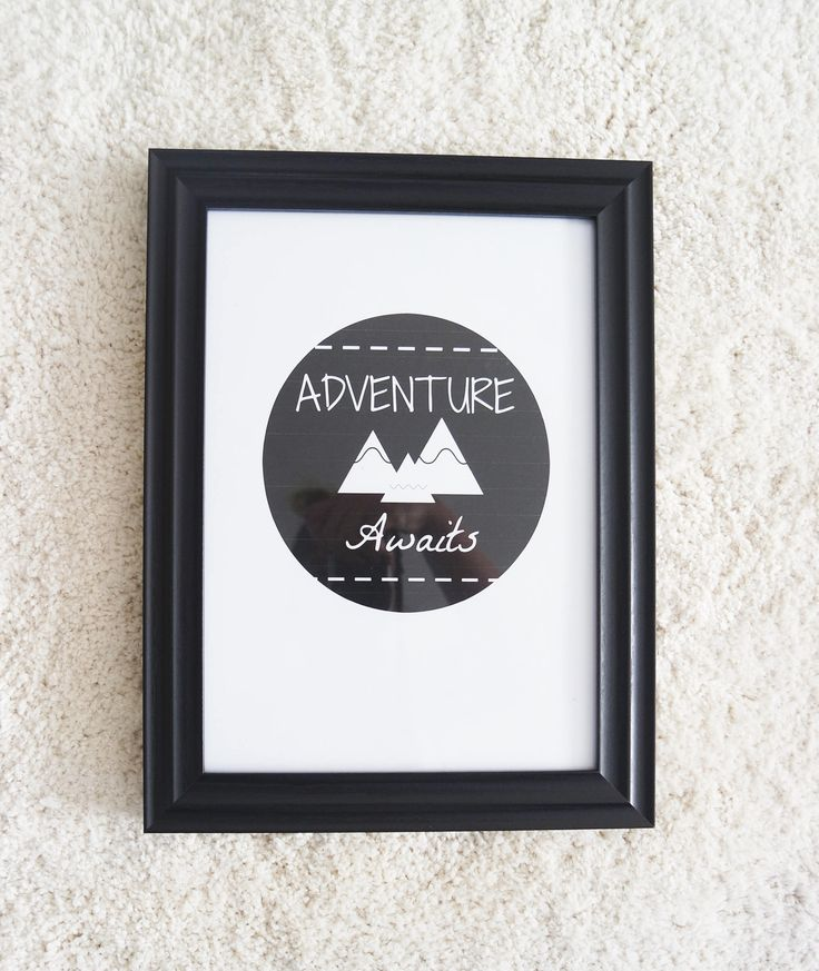 Adventure Awaits Print Quote. Inspirational Quote Print.Typography Art. Wall Art. Motivational Life Quote.Monochrome Print.Home Decor.Poster by BlushedCreationsXOXO on Etsy