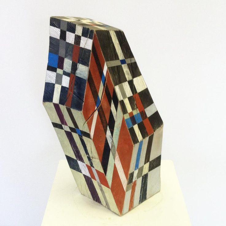 Sculpture by Clark Derbes http://www.blindwonder.com/clark-derbes/
