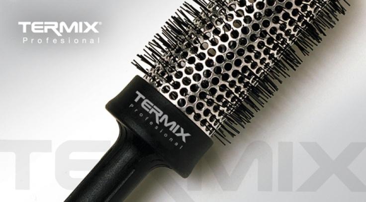 Los cepillos Termix Profesional son sin duda la mejor apuesta del profesional de peluquería. Termix, artículos de peluquerías.