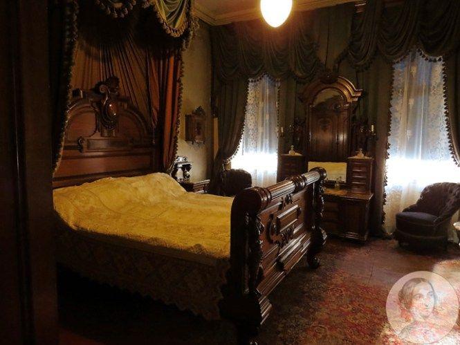 Victorian Home in Copenhagen - Master Bedroom
