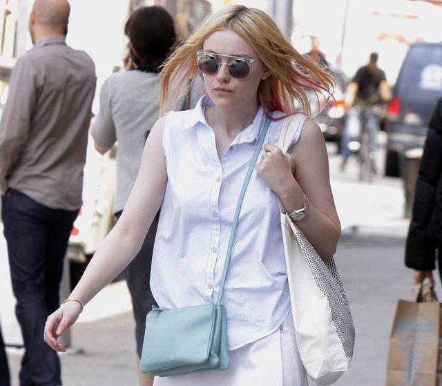 celine purses on sale - celine nano luggage light blue