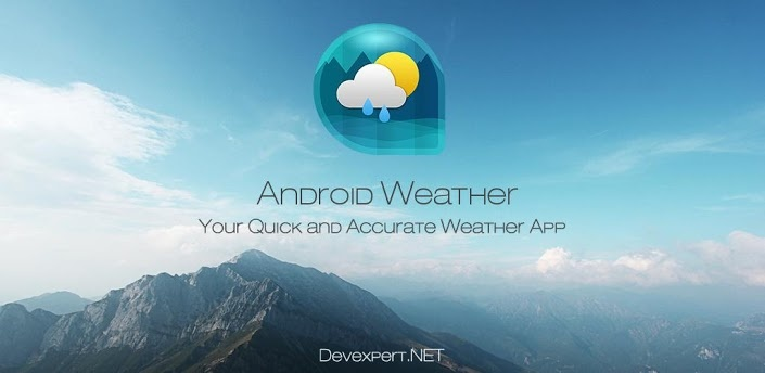Android Weather for #Android