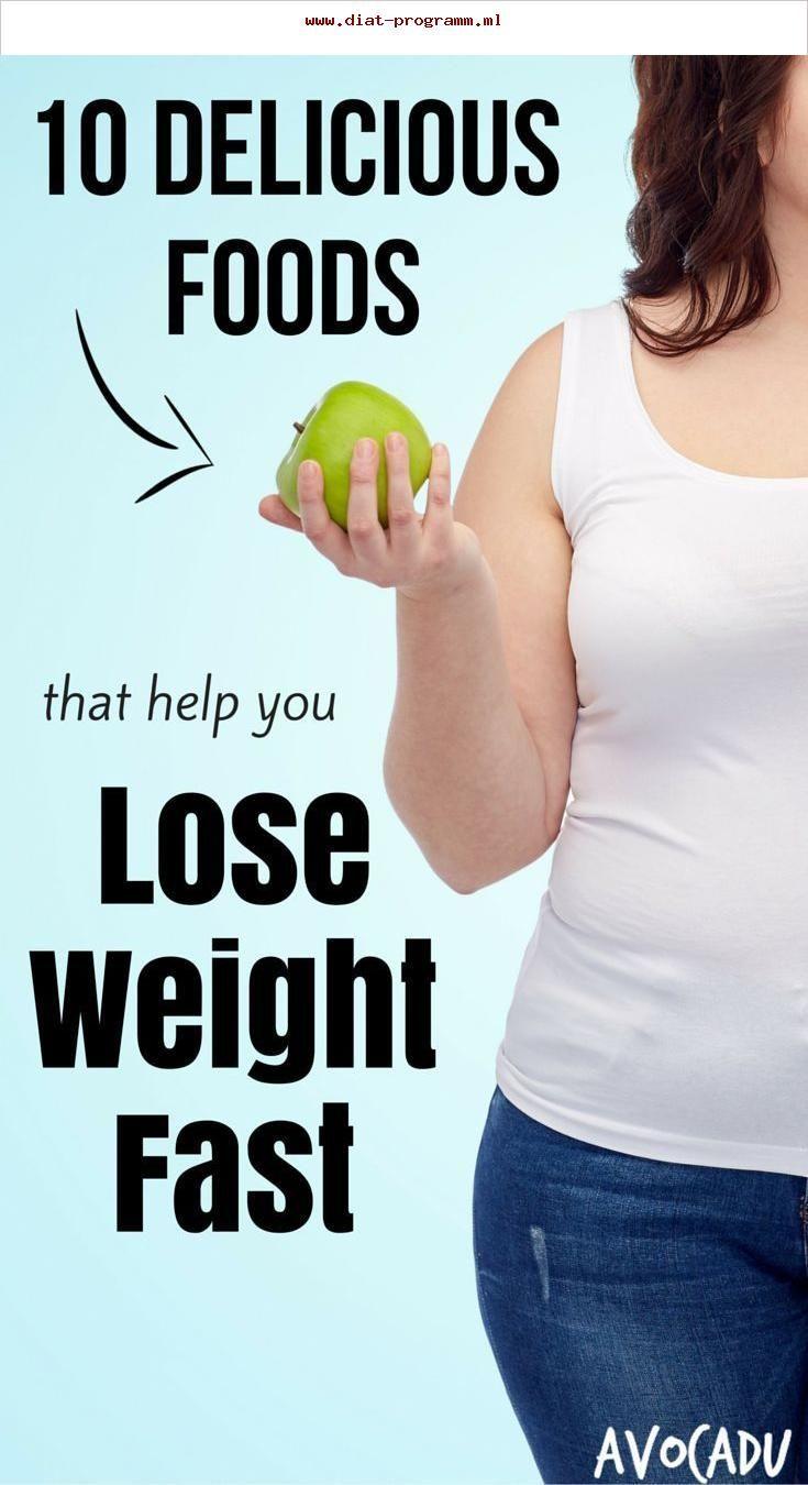 Gesunde Abendessen, um schnell Gewicht zu verlieren