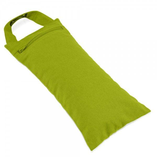 Yoga Sandbag in Leafy Green