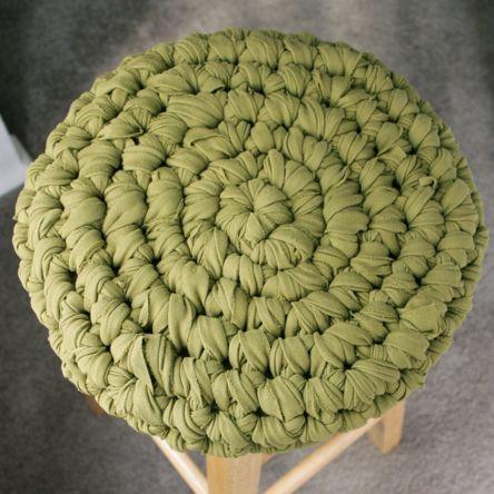 25 Best Ideas About Fabric Yarn On Pinterest Crochet