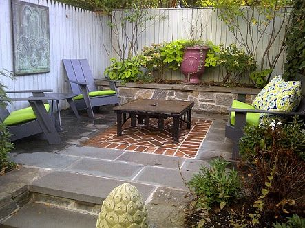 landscaped Courtyard - Google Search