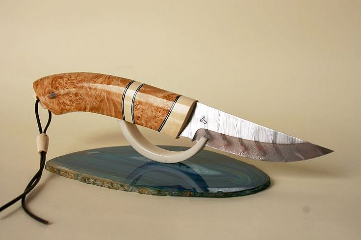 Pavulon Custom Knives - Page 4