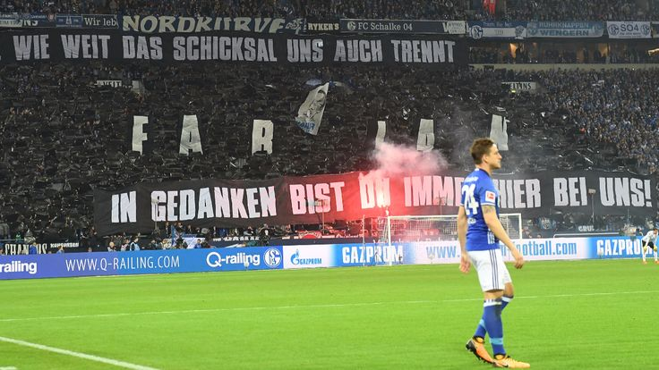 Pyro-Eklat durch BVB-Ultras in Magdeburg: Fan-Ausschluss droht! - Bundesliga Saison 2017/18 - Bild.de
