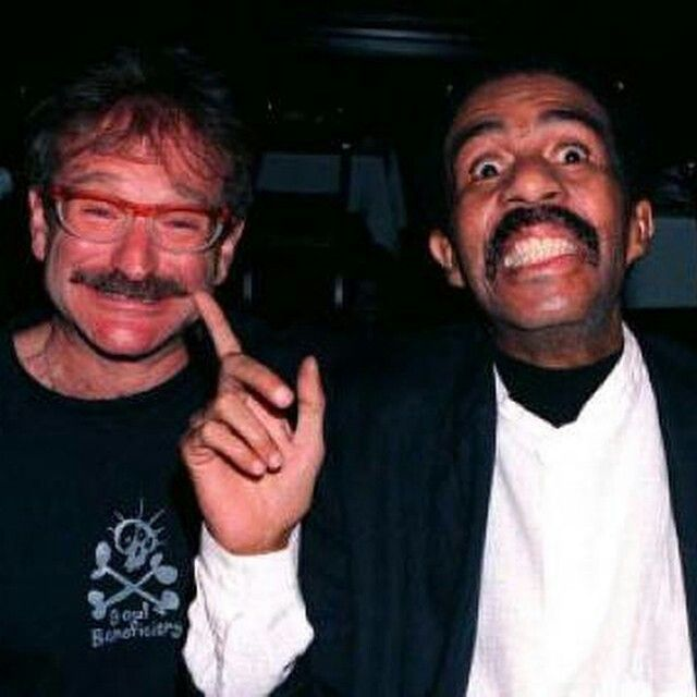Robin Williams & Richard Pryor
