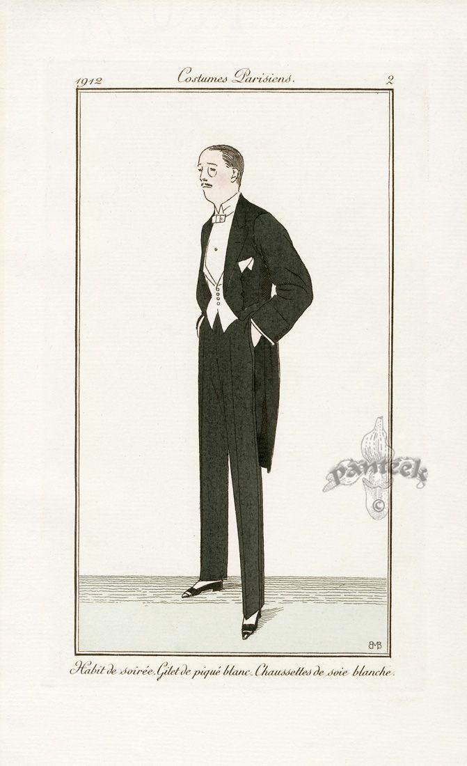 La Mode Homme Costume Fashion Le Journal Vogue