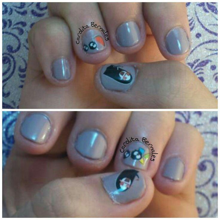 Nail Art para mi bebe
