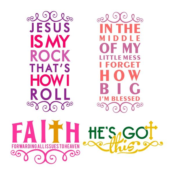 faith cuttable design cut file vector clipart digital scrapbooking download available in