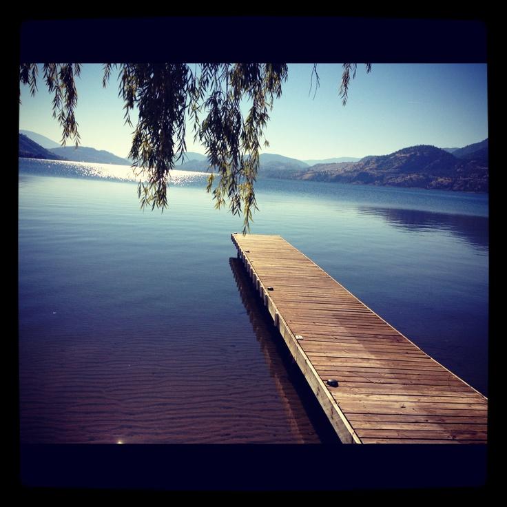 My place at skaha lake , penticton bc , Canada