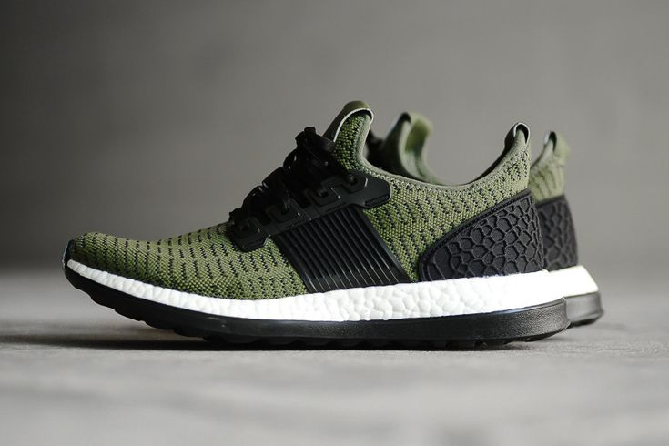 "adidas Pure Boost ZG Prime ""Olive"" 